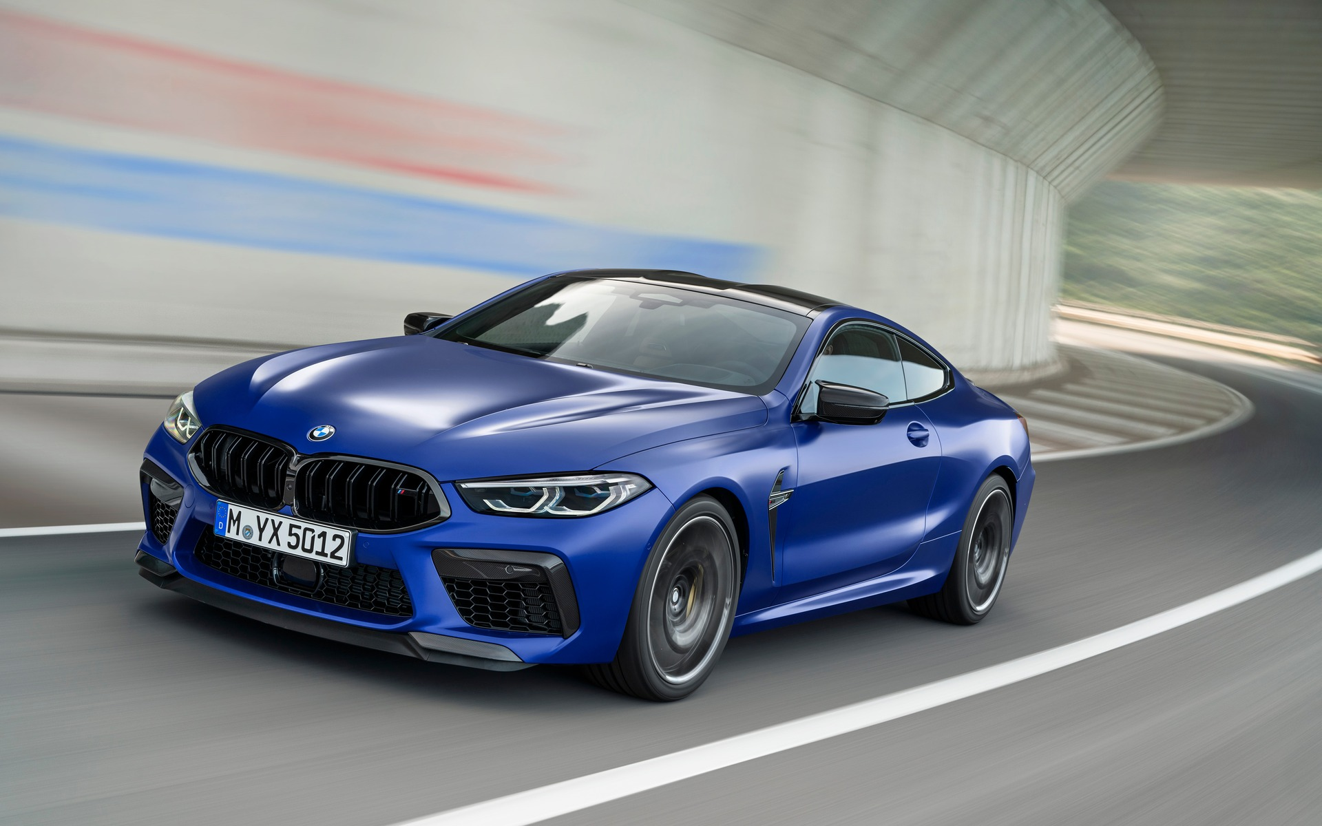 2020 bmw m8 coupe and cabriolet debut in production form