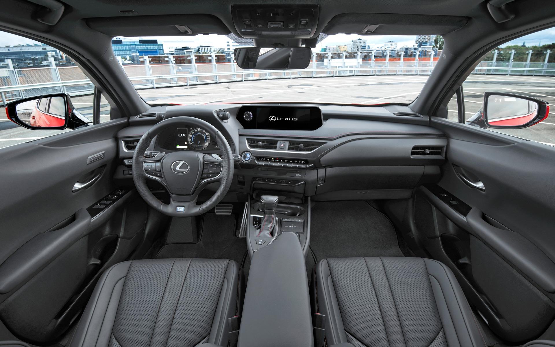 Lexus UX 2019, un pur plaisir à conduire 380304_2019_Lexus_UX