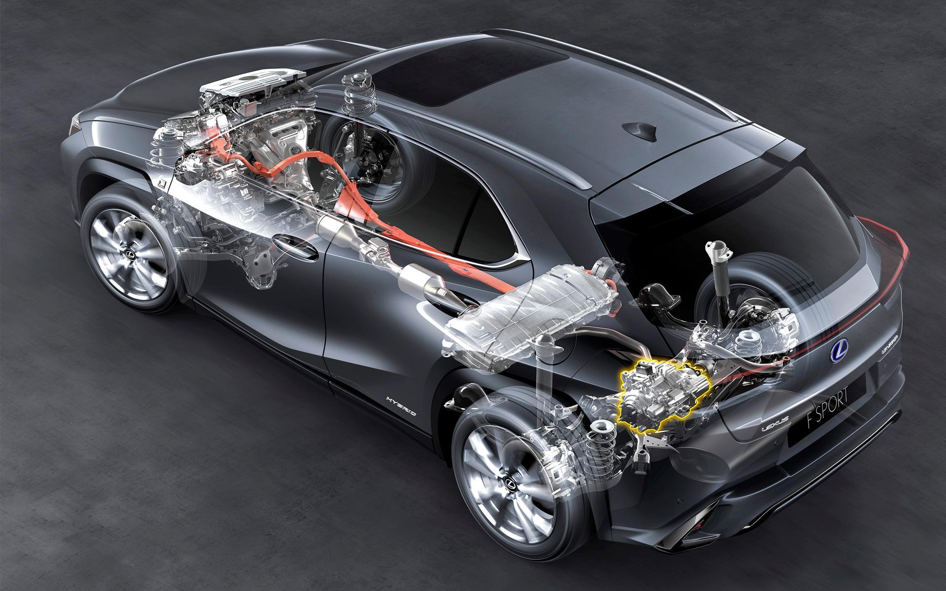 Lexus UX 2019, un pur plaisir à conduire 380307_2019_Lexus_UX