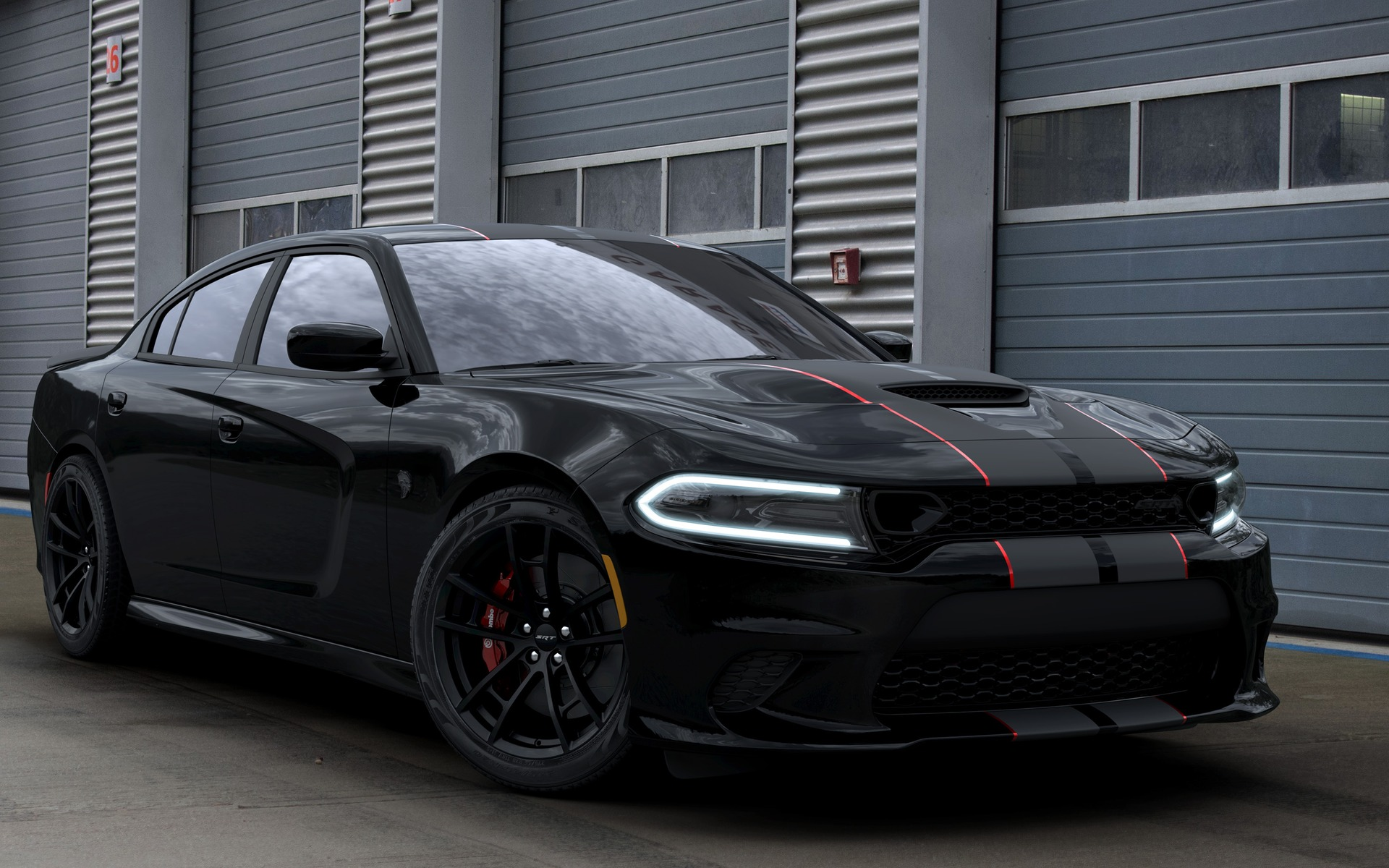 Voici la Dodge Charger SRT Hellcat Octane 380365_2019_Dodge_Charger