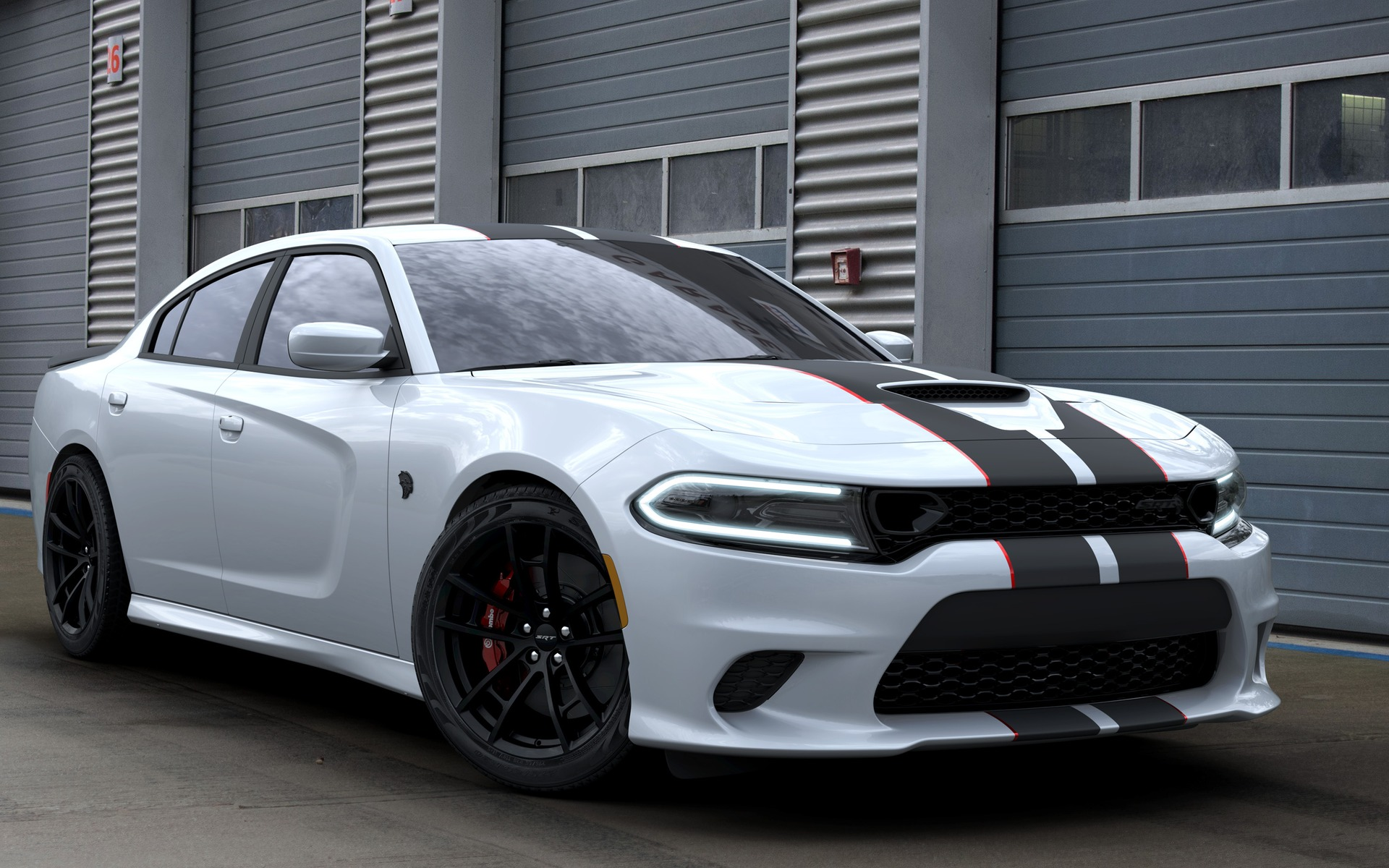 Voici la Dodge Charger SRT Hellcat Octane 380366_2019_Dodge_Charger