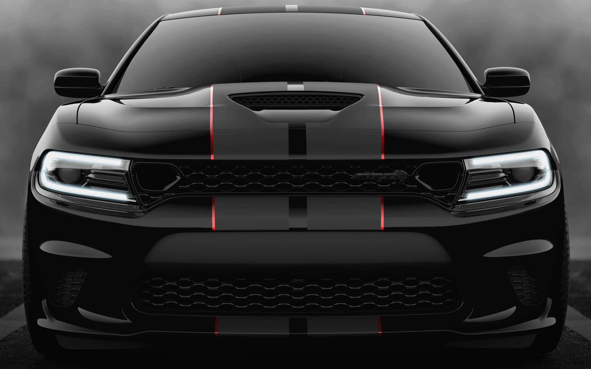 2019 Dodge Charger Srt Hellcat Goes Dark With Octane