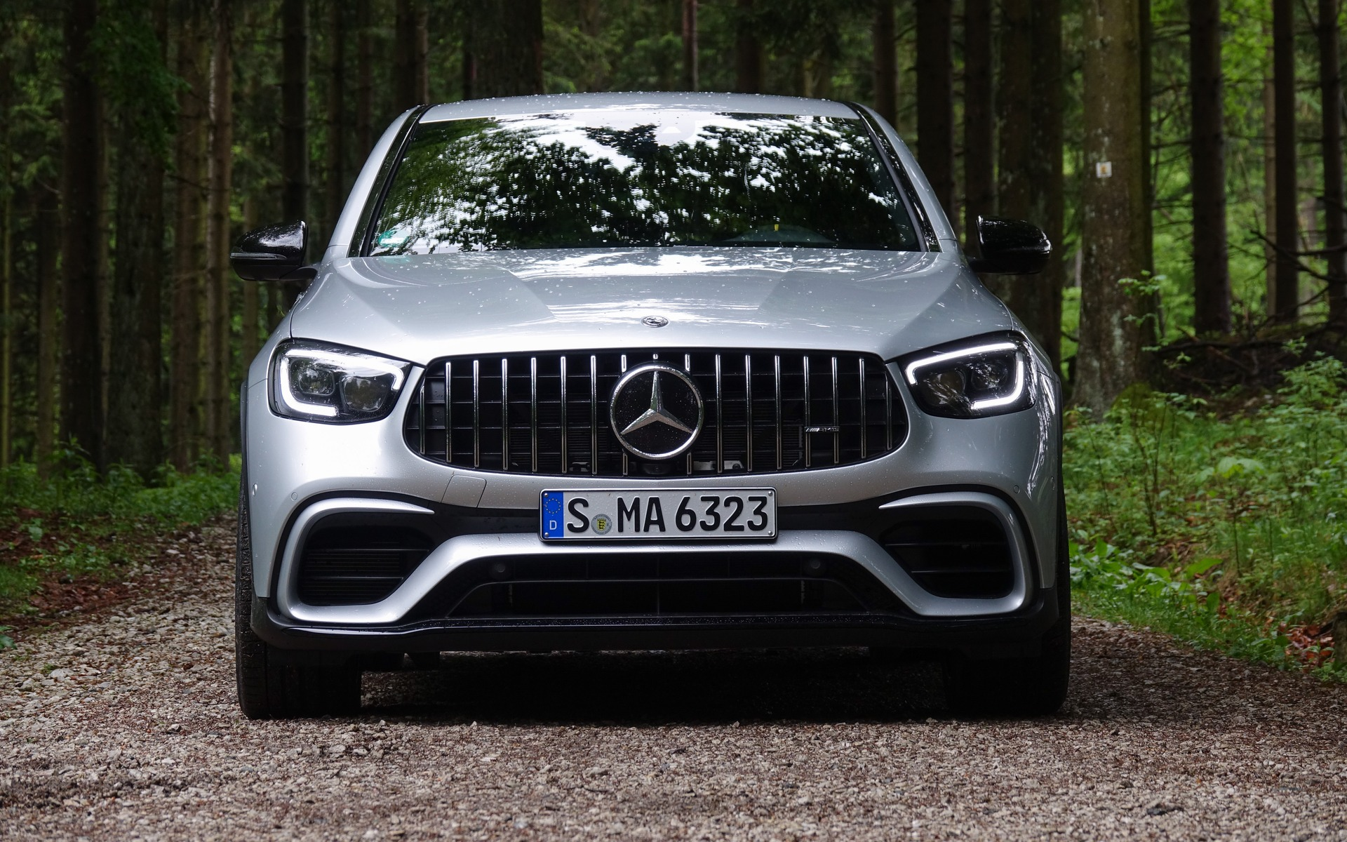 <p>Mercedes-AMG GLC 63 S Coupé 2020</p>