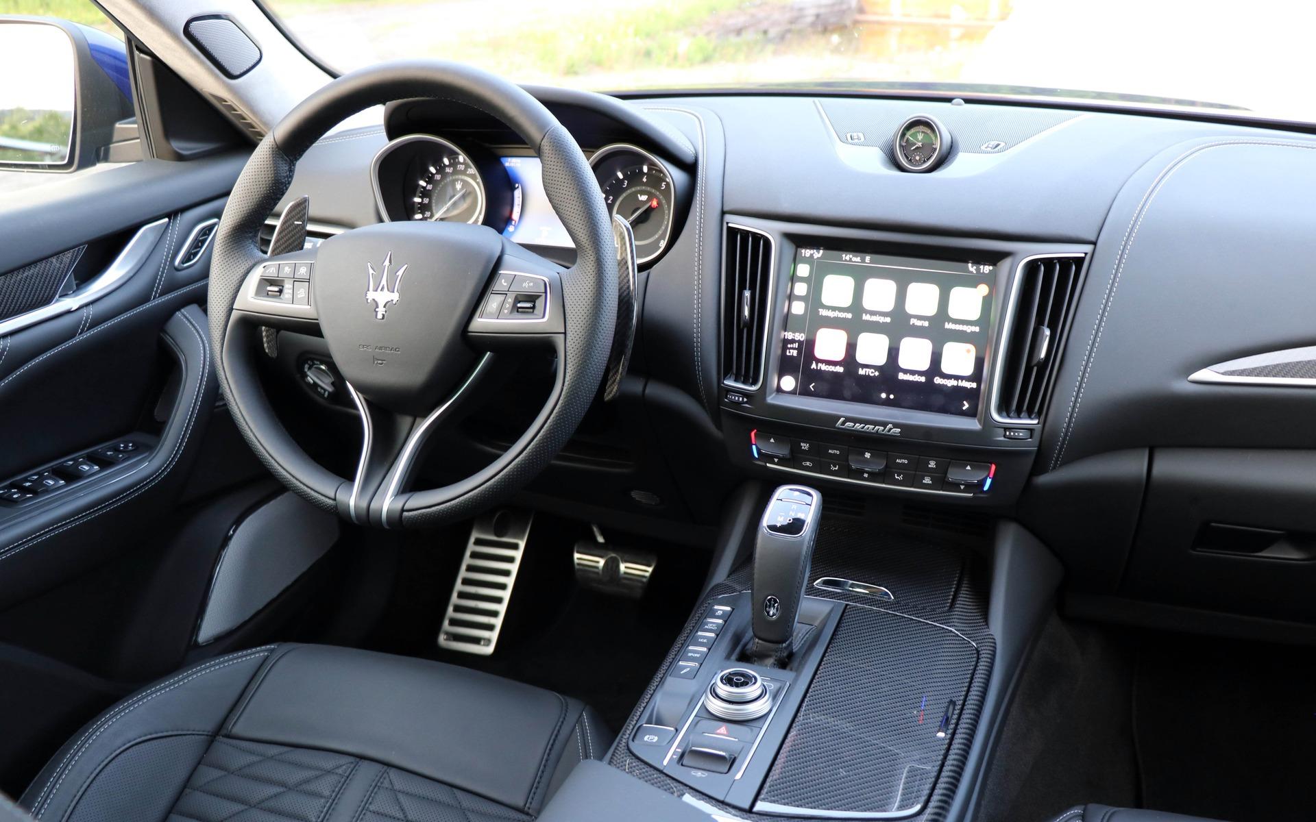 Maserati Levante GTS 2019 - imparfaite perfection 380588_Maserati_Levante_GTS_2019_-