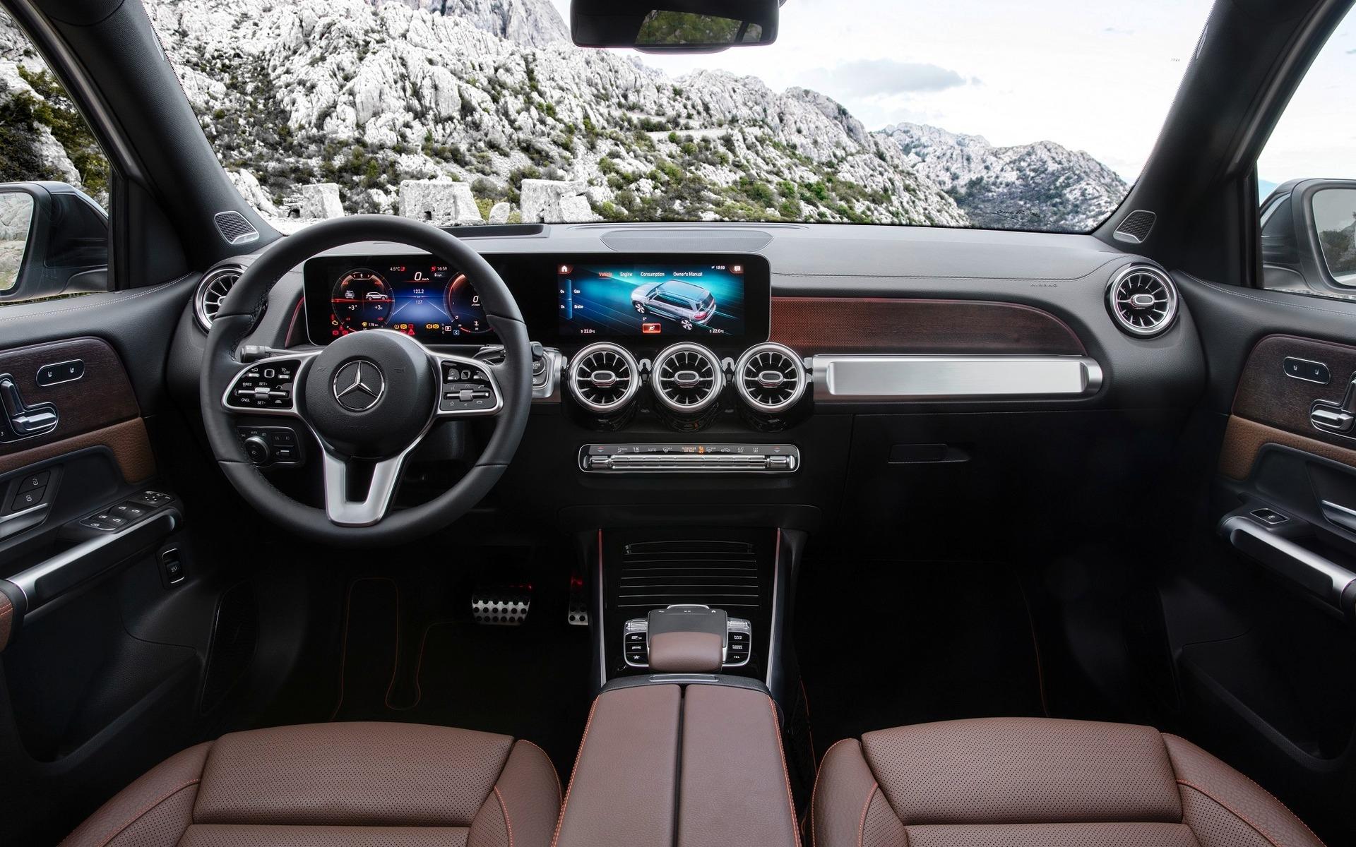 Le Mercedes-Benz GLB dévoilé en première mondiale 380604_Mercedes-Benz
