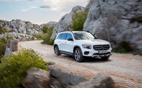 Mercedes Benz Glb Unveiled With Off Road Chops Up To Seven Seats The Car Guide