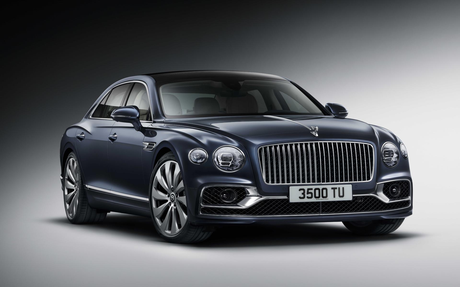 Bentley présente sa nouvelle Flying Spur 380631_2020_Bentley_Flying_Spur