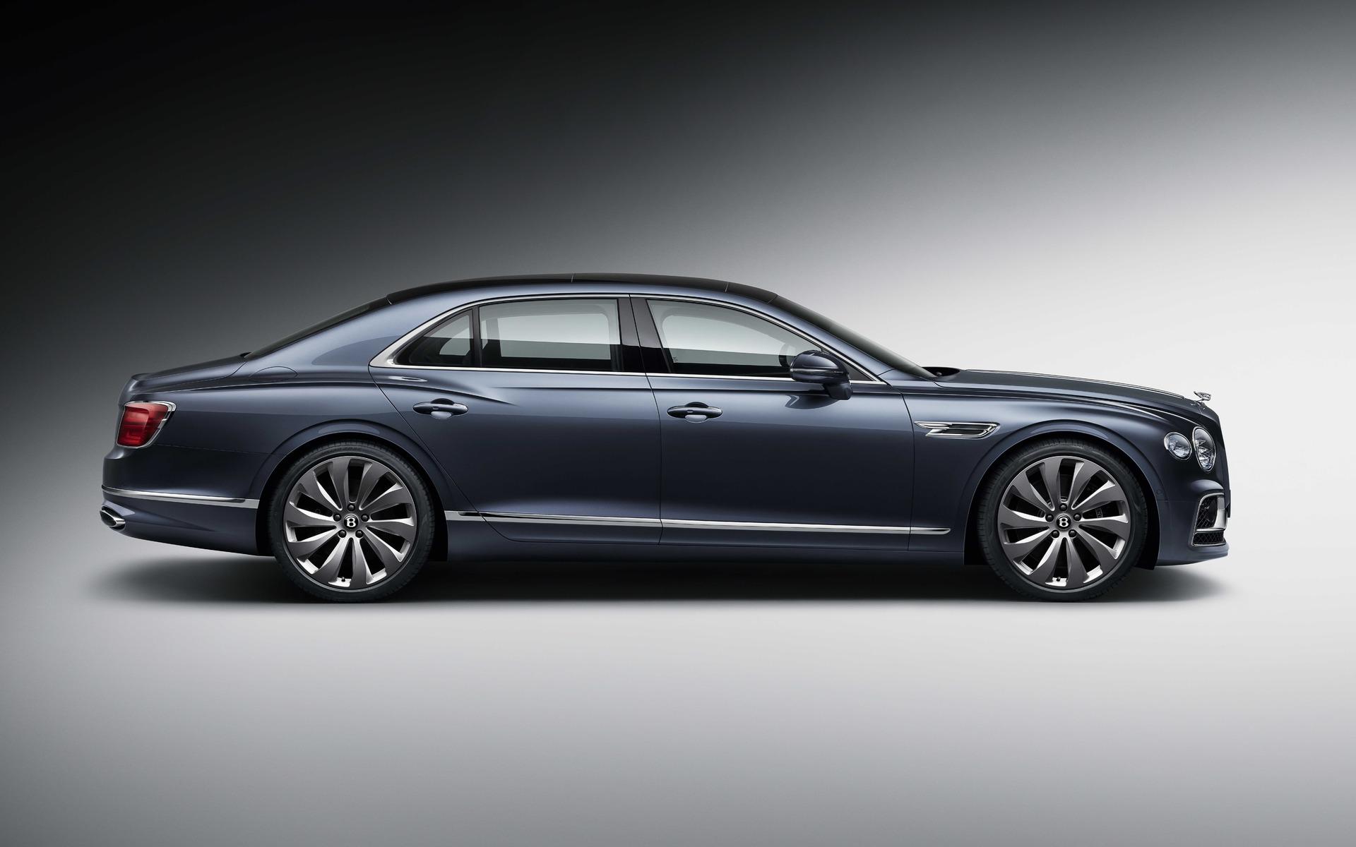 Bentley présente sa nouvelle Flying Spur 380633_2020_Bentley_Flying_Spur