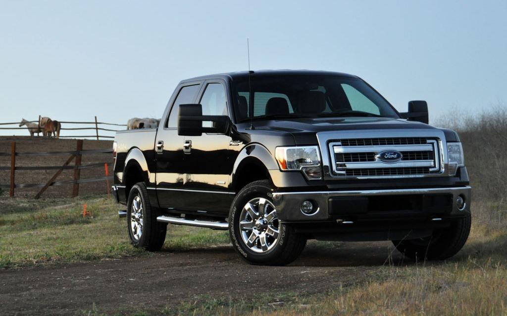 <p>Ford F-150&nbsp;2013</p>
