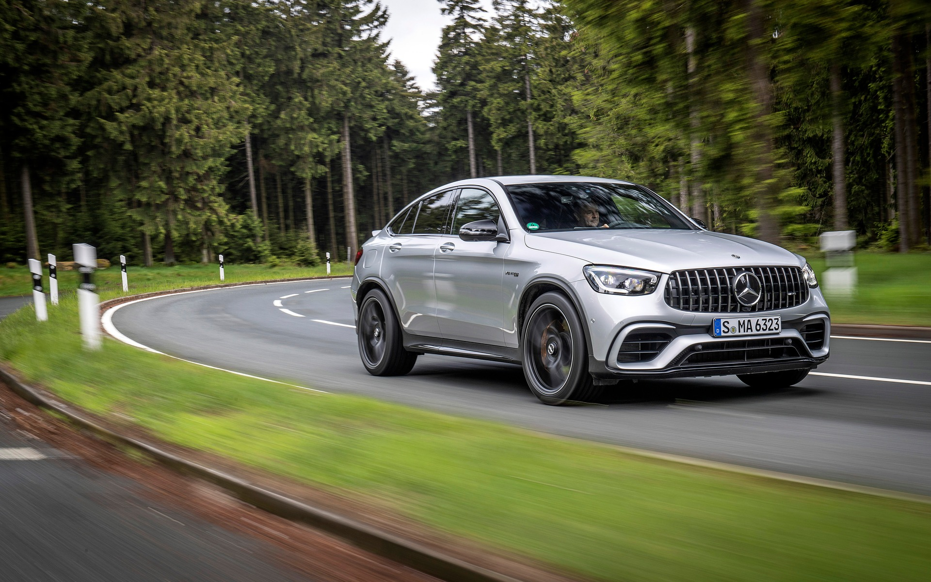 2020 Mercedes Benz Glc Refreshed And Rejuvenated The Car
