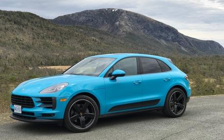 Porsche macan 2020 preço