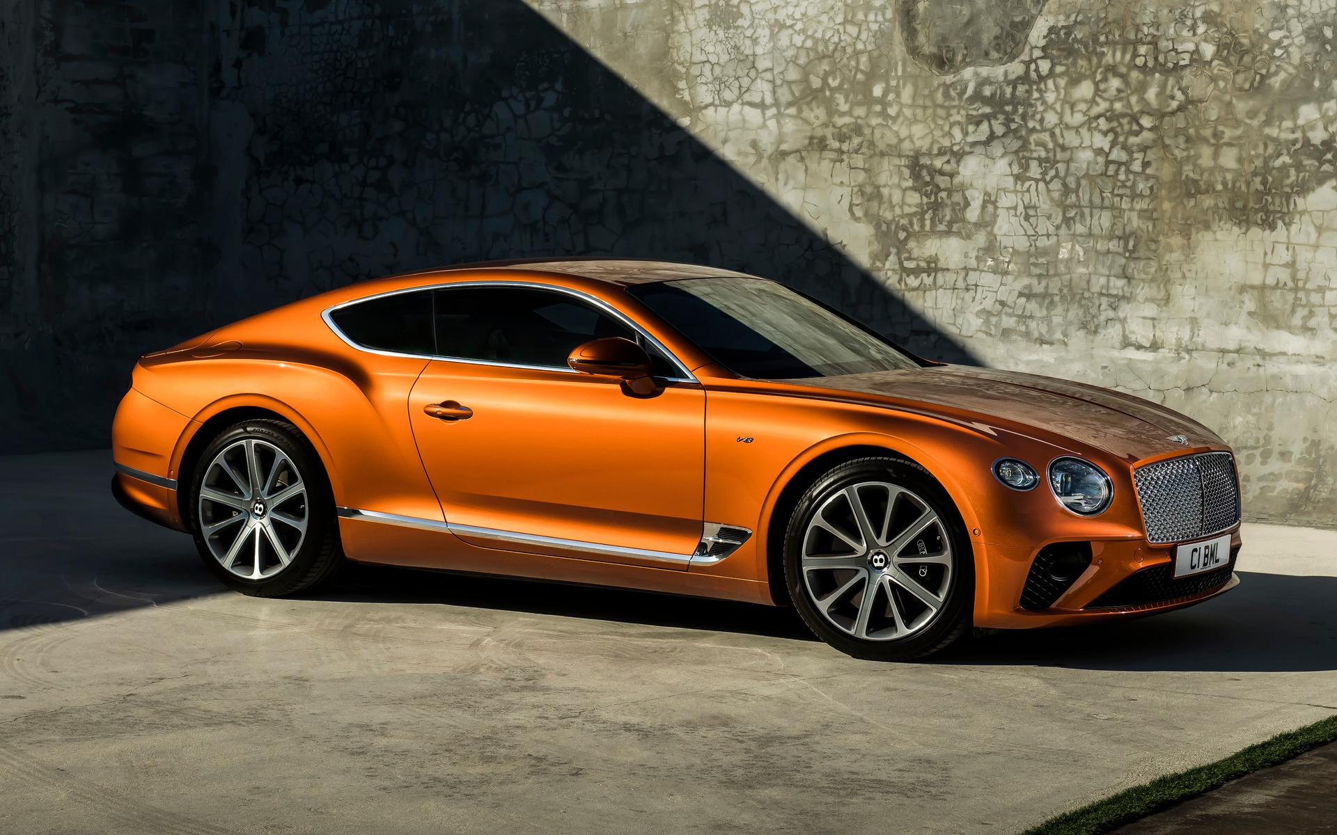 <p>Continental GT</p>