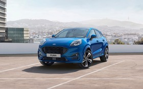 New Ford Puma Would Be A Sexy Ecosport Replacement The