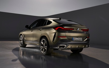 Redesigned 2020 Bmw X6 Looks Sharp Packs More Power The Car Guide