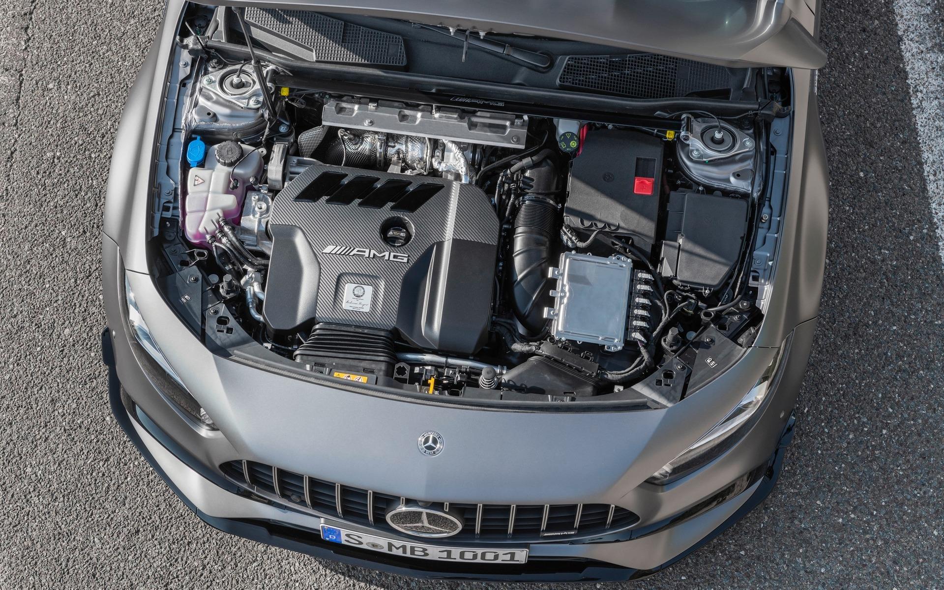 Mercedes benz cla 45 amg 2020