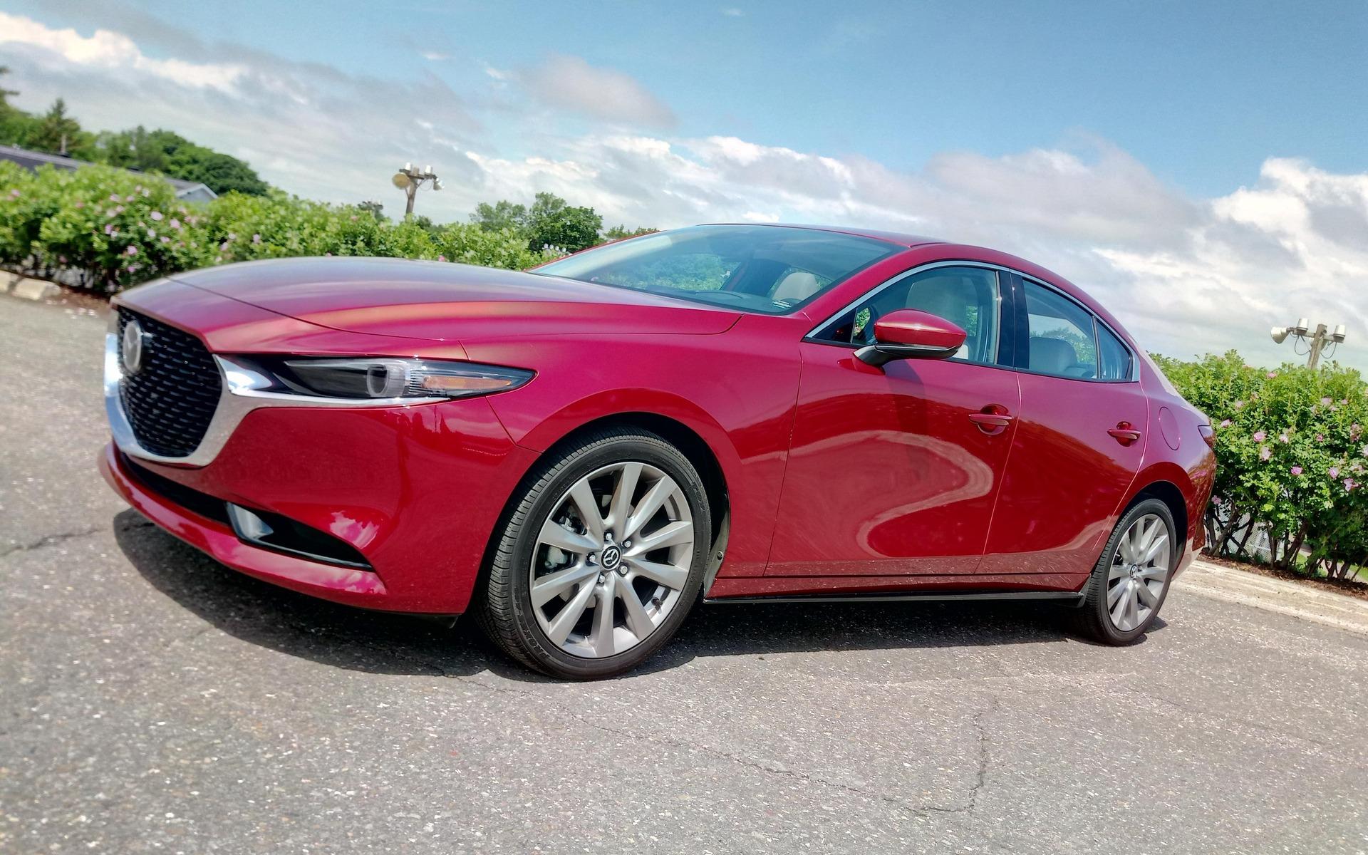 Kelebihan Mazda 3 2019 Sedan Top Model Tahun Ini