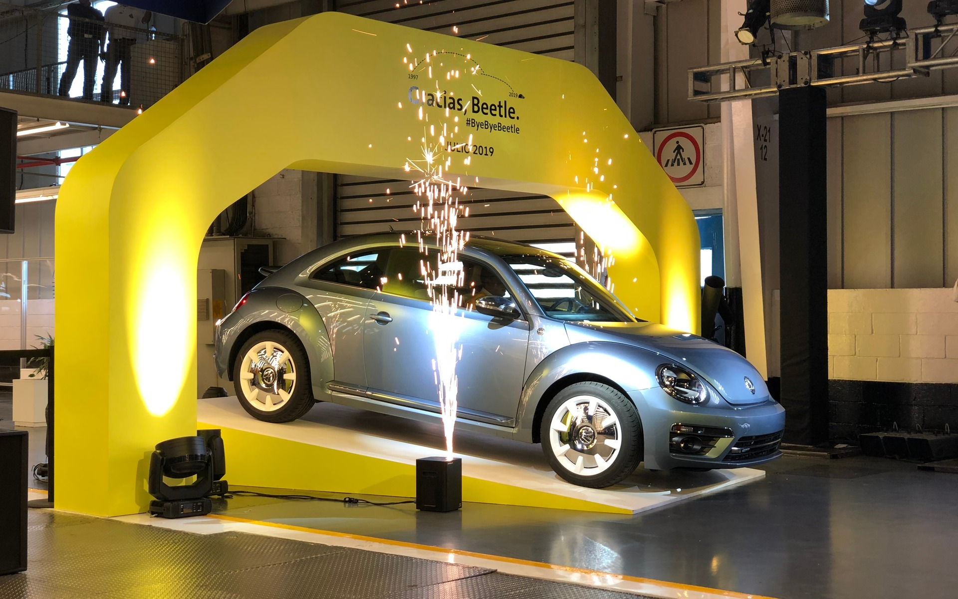 Goodbye Volkswagen Beetle Hello Future The Car Guide