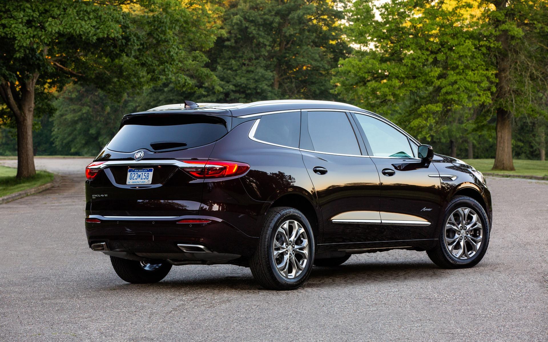 <p>Buick Enclave Avenir</p>