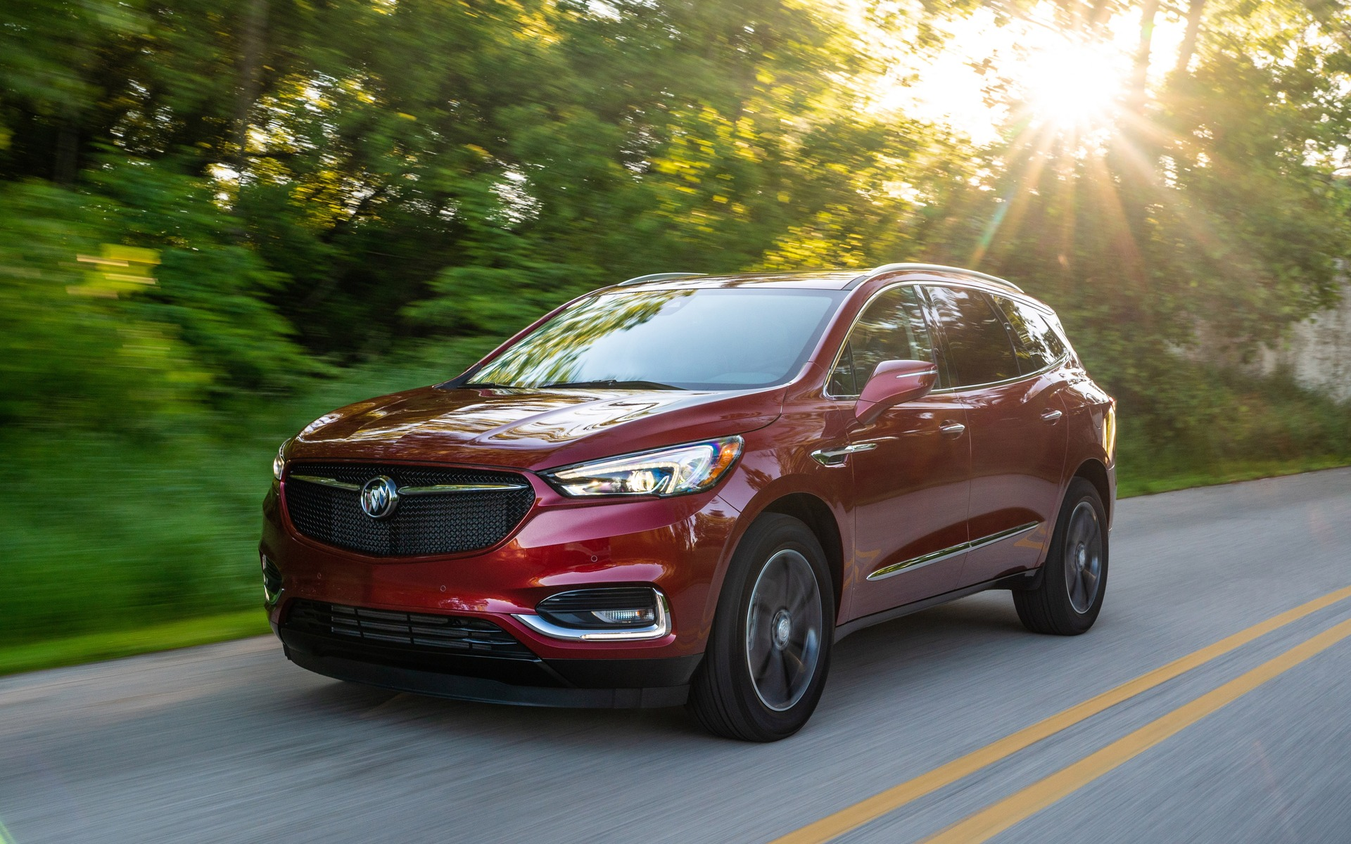 2020 Buick Enclave Changes – Hybrid, Avenir >> 2020 Buick Enclave S Update Includes A Back Massage The Car Guide