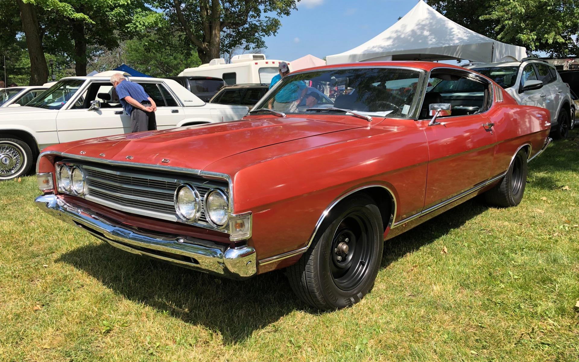 <p>Ford Fairlane 500&nbsp;1969</p>