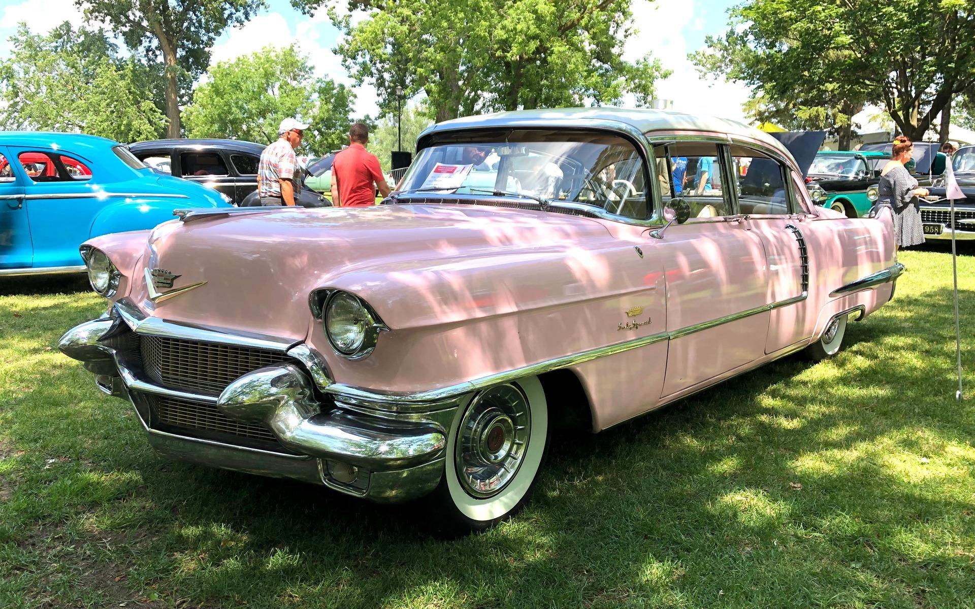 <p>Cadillac 60 Special Fleetwood 1956</p>