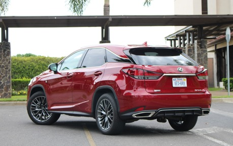 2020 Lexus Rx Minor Changes To Stay In The Game The Car Guide