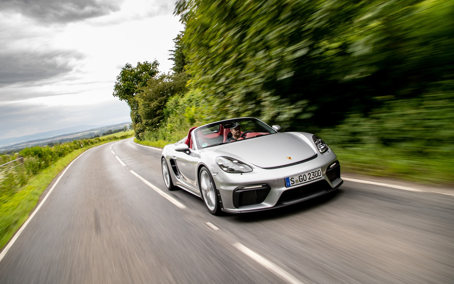 2020 Porsche 718 Spyder and Cayman GT4 The Star Players