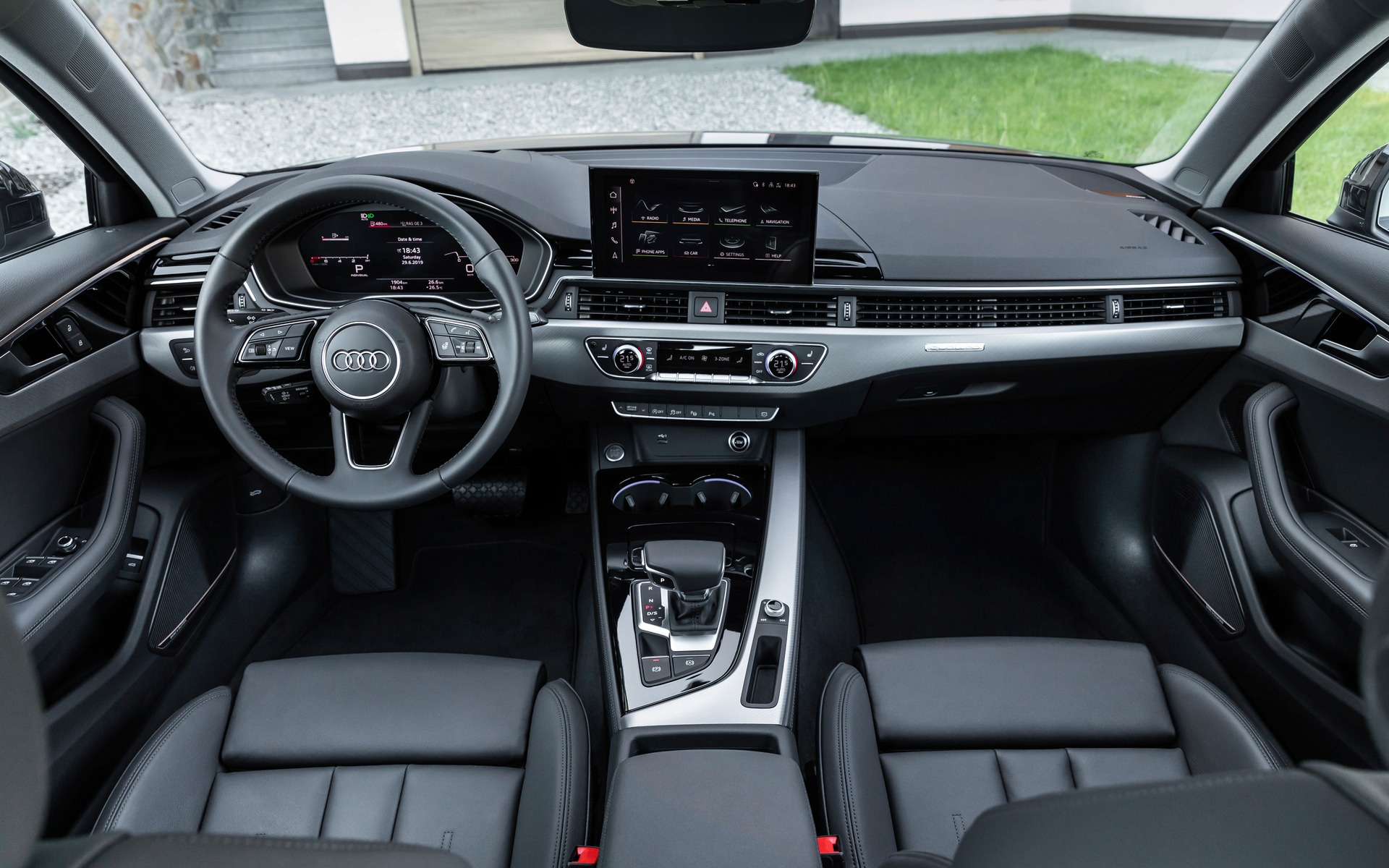 2020 Audi A4 New Look And New Touchscreen The Car Guide