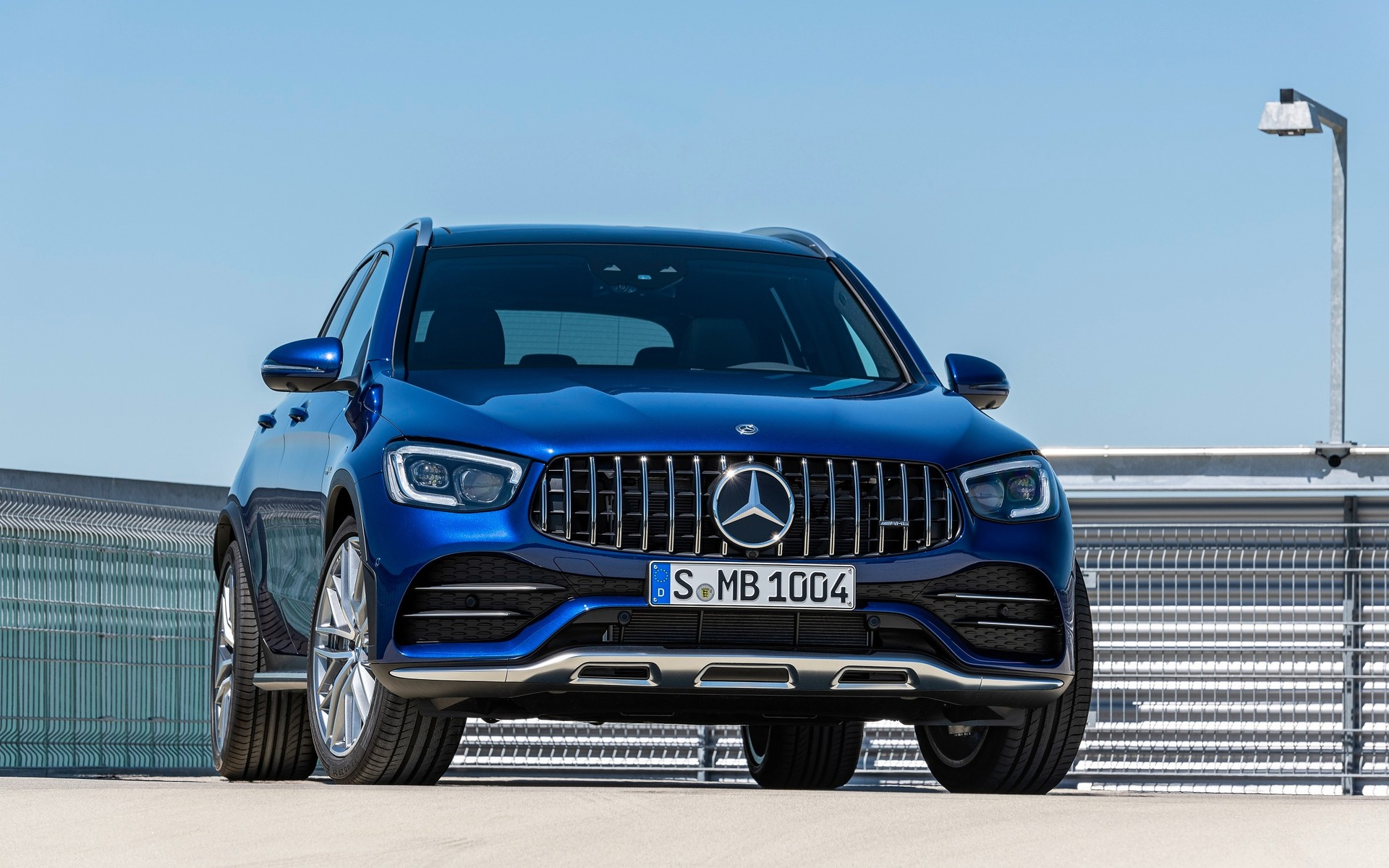 2020 Mercedes-Benz GLC: Update, Changes, More Power, Release >> 2020 Mercedes Amg Glc 43 4matic Is Back With More Power