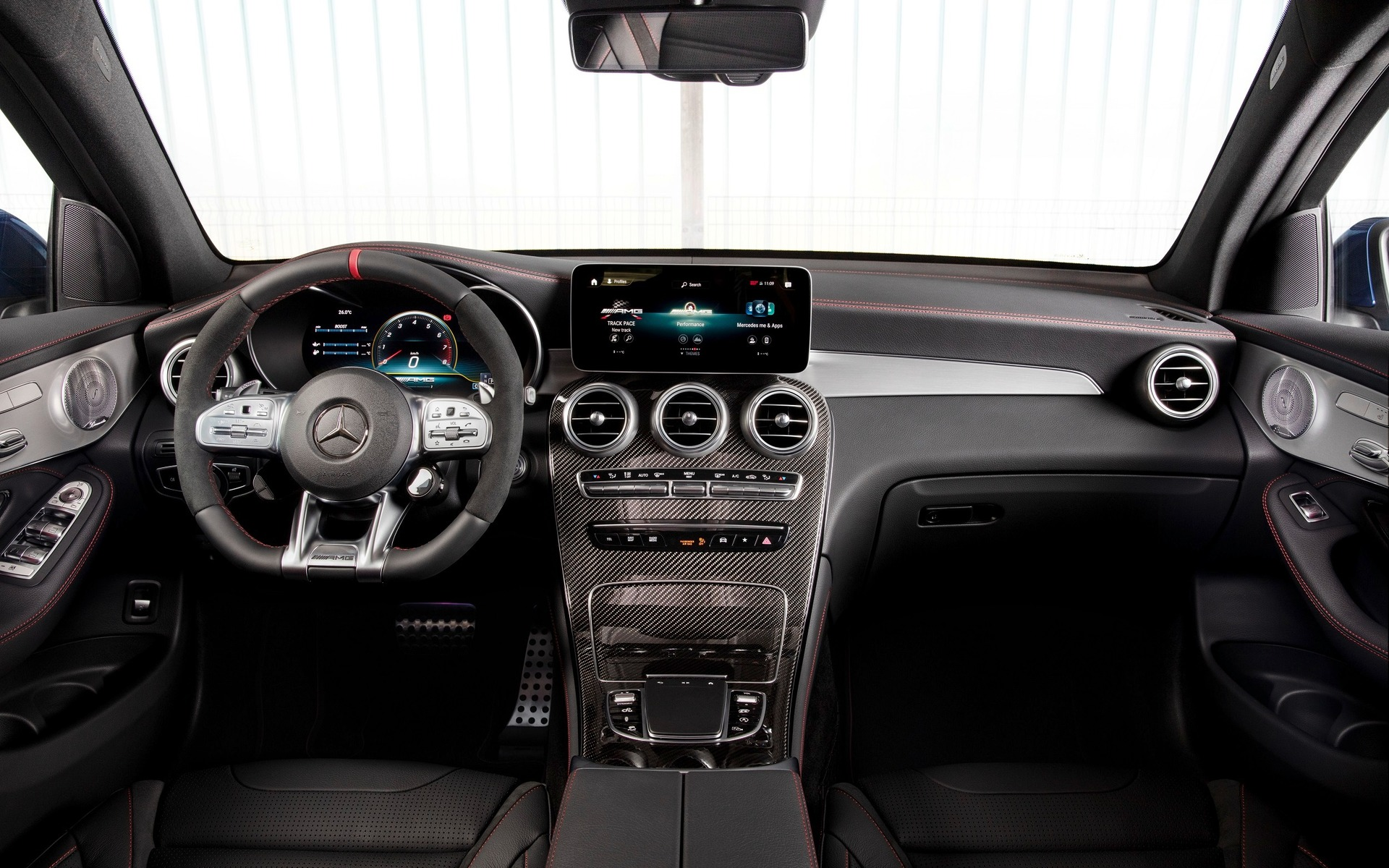 2020 Mercedes Amg Glc 43 4matic Is Back With More Power The Car Guide