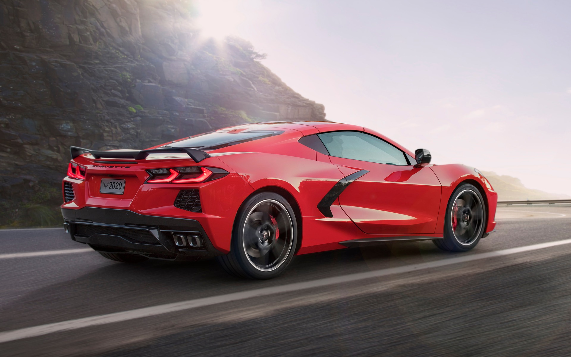 Chevrolet Corvette 2020 : Technical Specifications - The Car