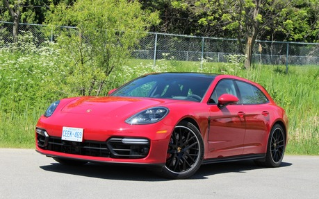 2019 Porsche Panamera Gts Sport Turismo The Character It Needed The Car Guide