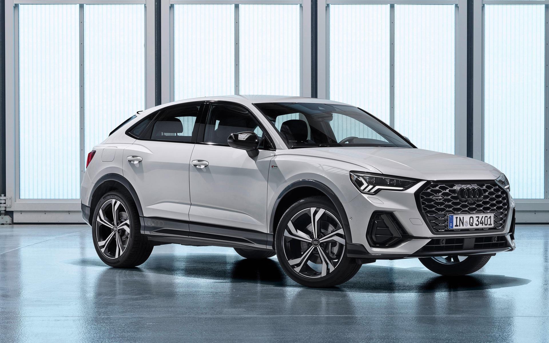 2020 Audi Q3 Usa Images