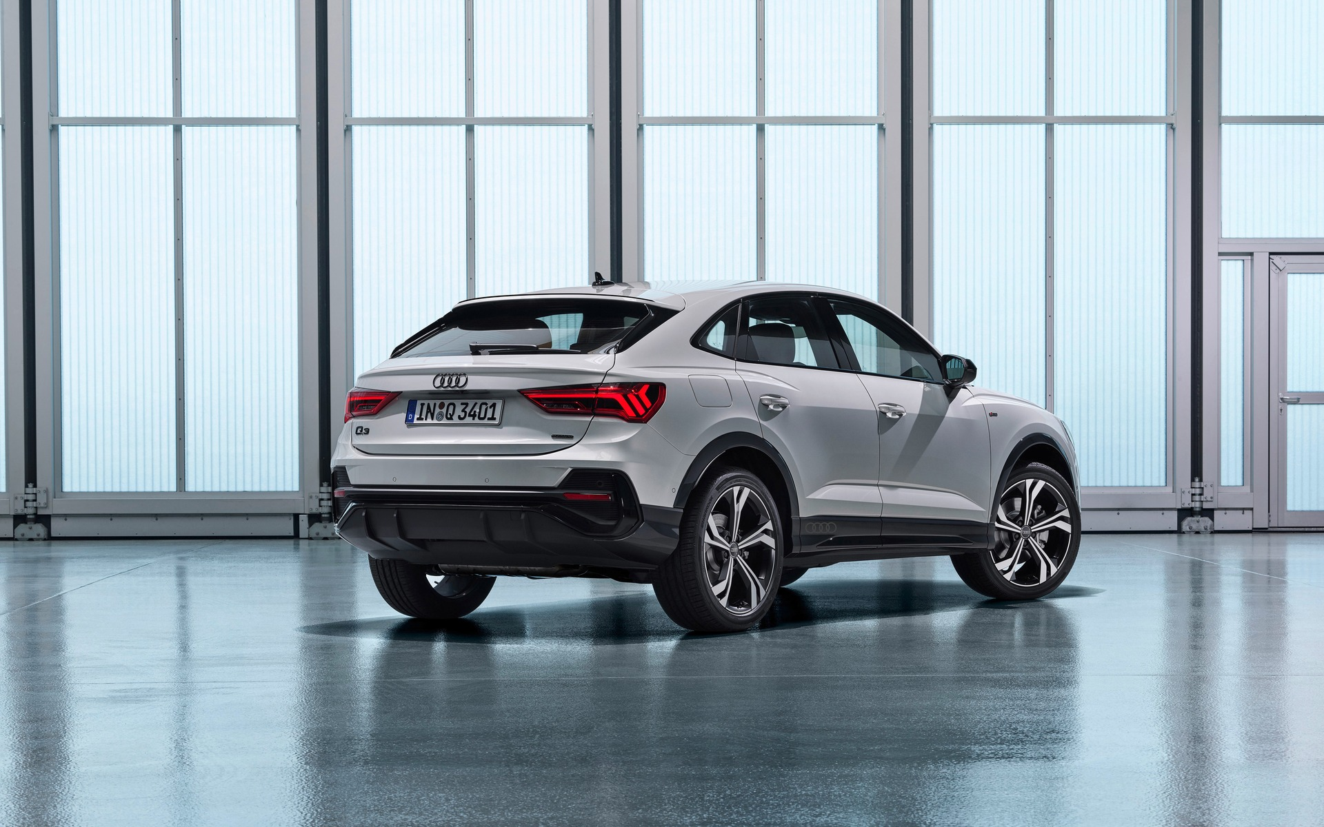Audi Q3 Sportback Unveiled As Yet Another Coupe Like Suv The Car Guide