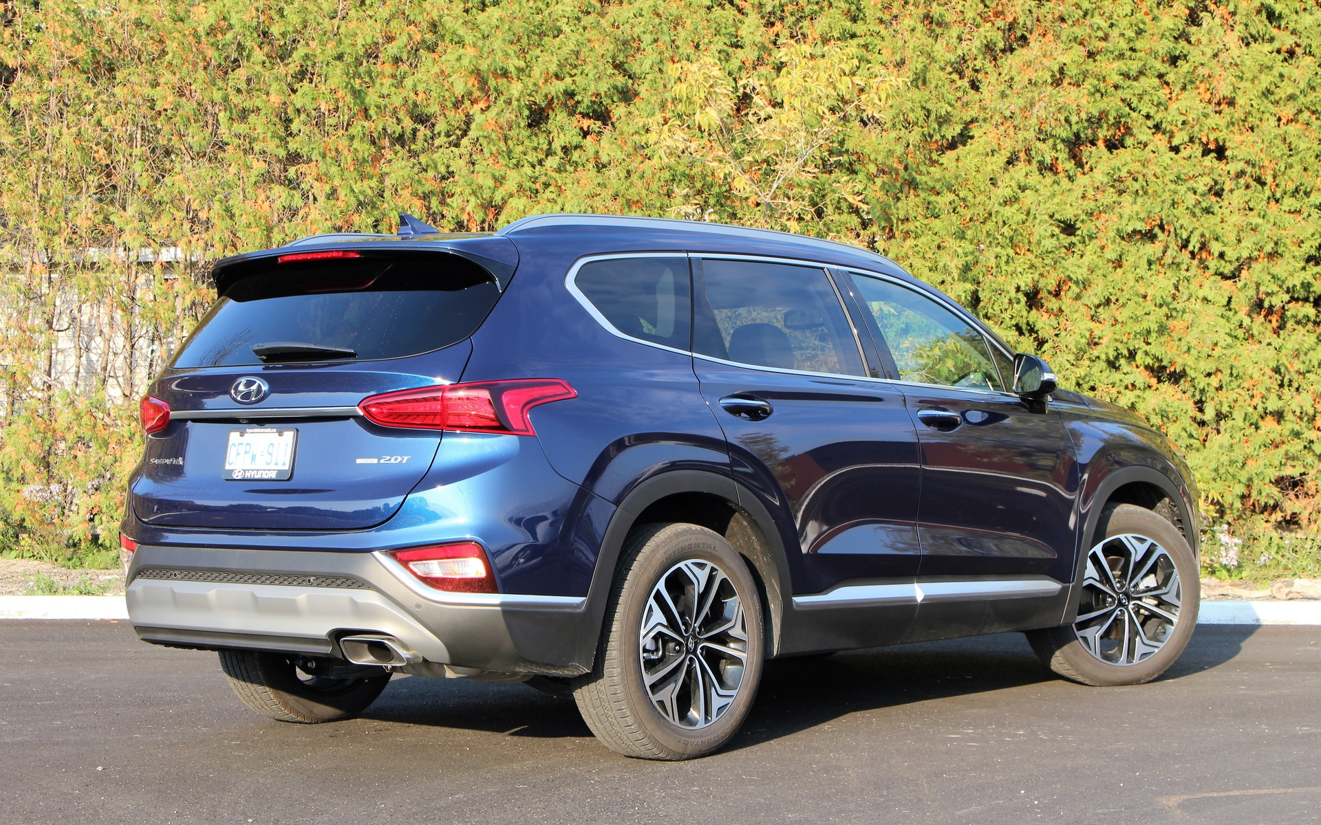 2019 Hyundai Santa Fe: A Step Up - The Car Guide