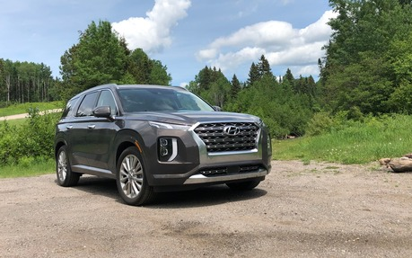 2020 Hyundai Palisade This New Suv Means Business The Car