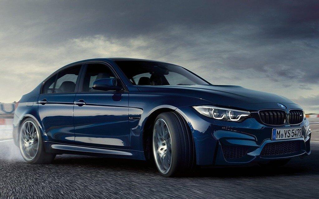 La future BMW M3 va être géniale... et manuelle! - Guide Auto