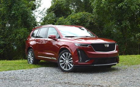 2020 Cadillac Xt6 Not Enough Frosting The Car Guide