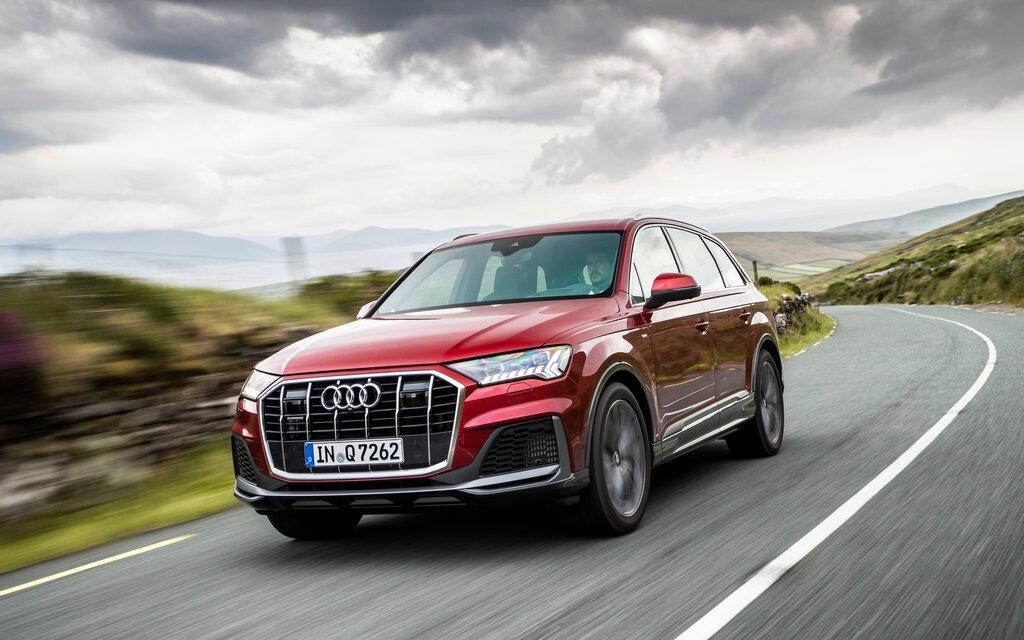2020 Audi Q7: Looking Sharp a la Q8 - The Car Guide