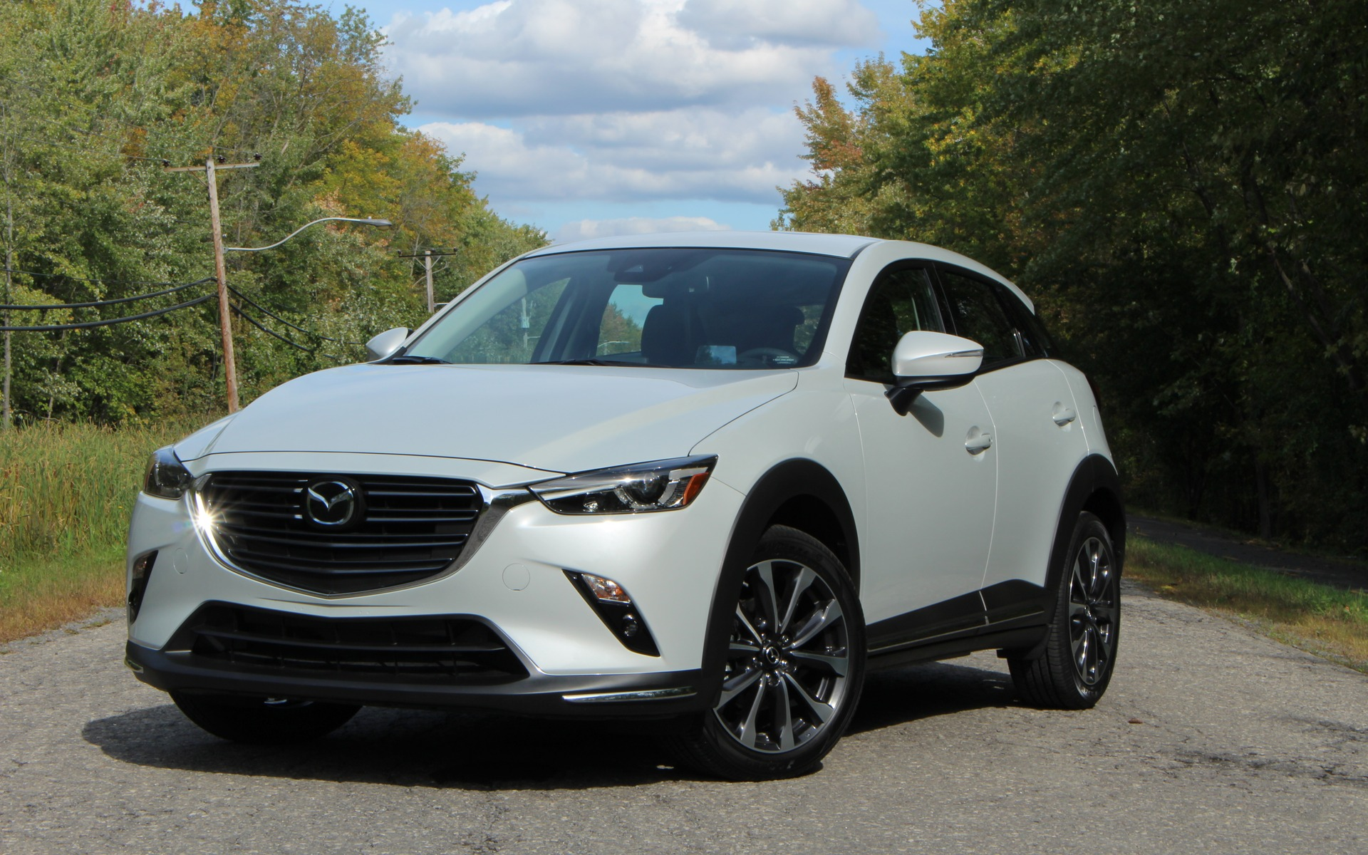2019 Mazda Cx 3 Gt Staying In Shape The Car Guide