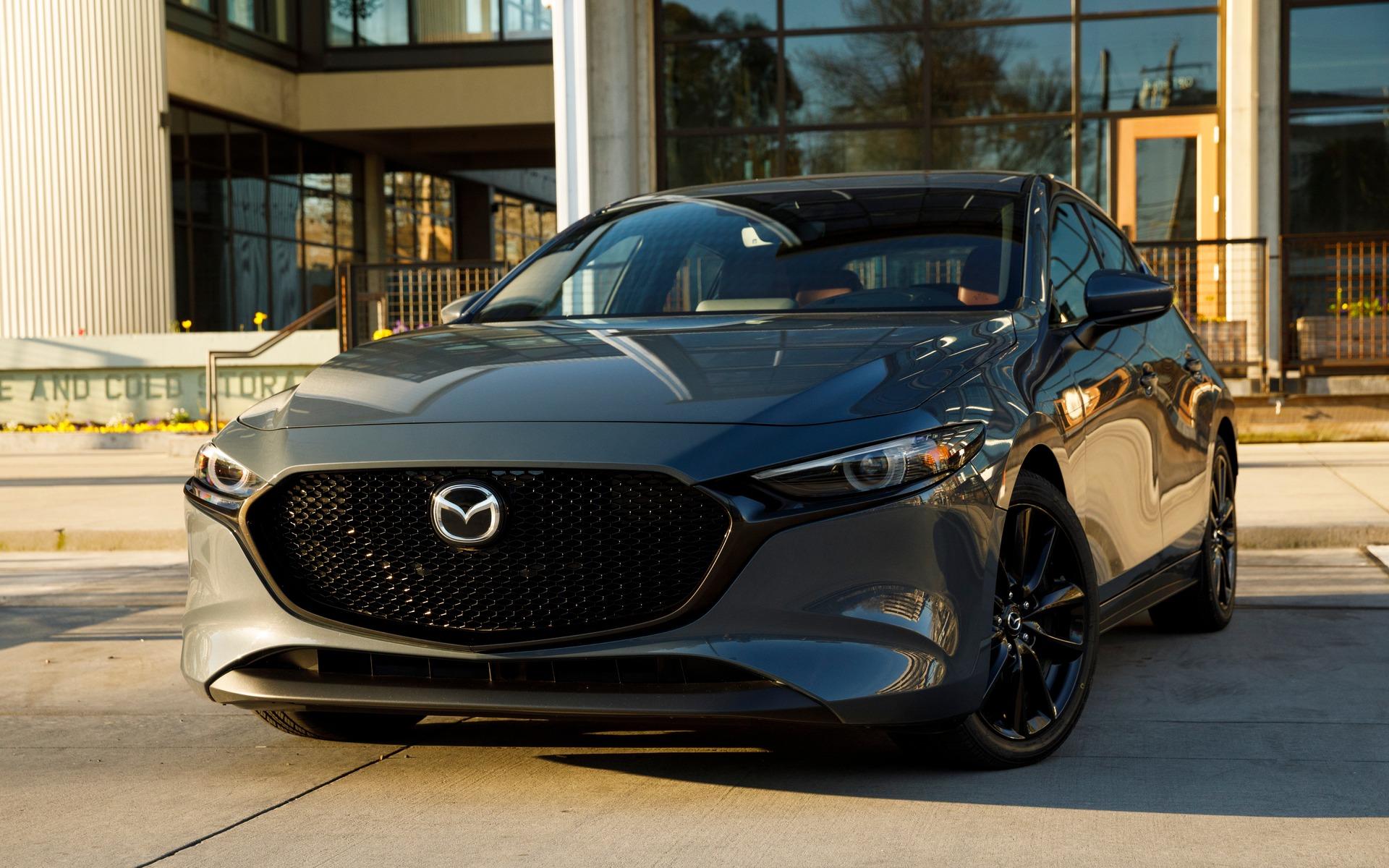 <p>Mazda3</p>
