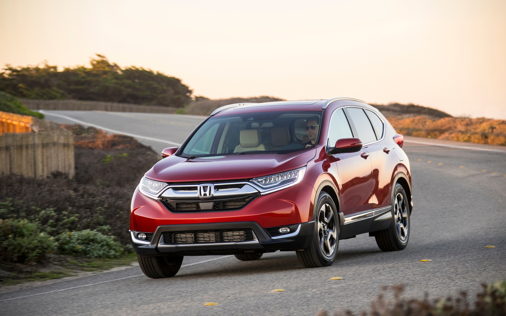 <p>Honda CR-V</p>