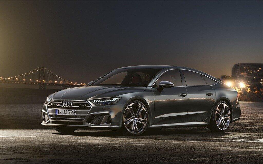 Audi S7 2021