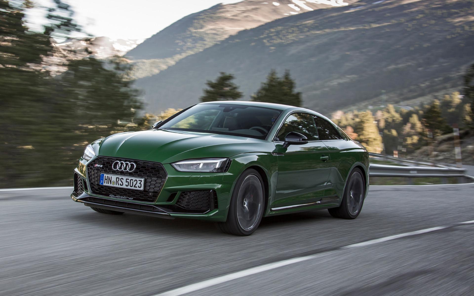<p>Audi RS 5</p>