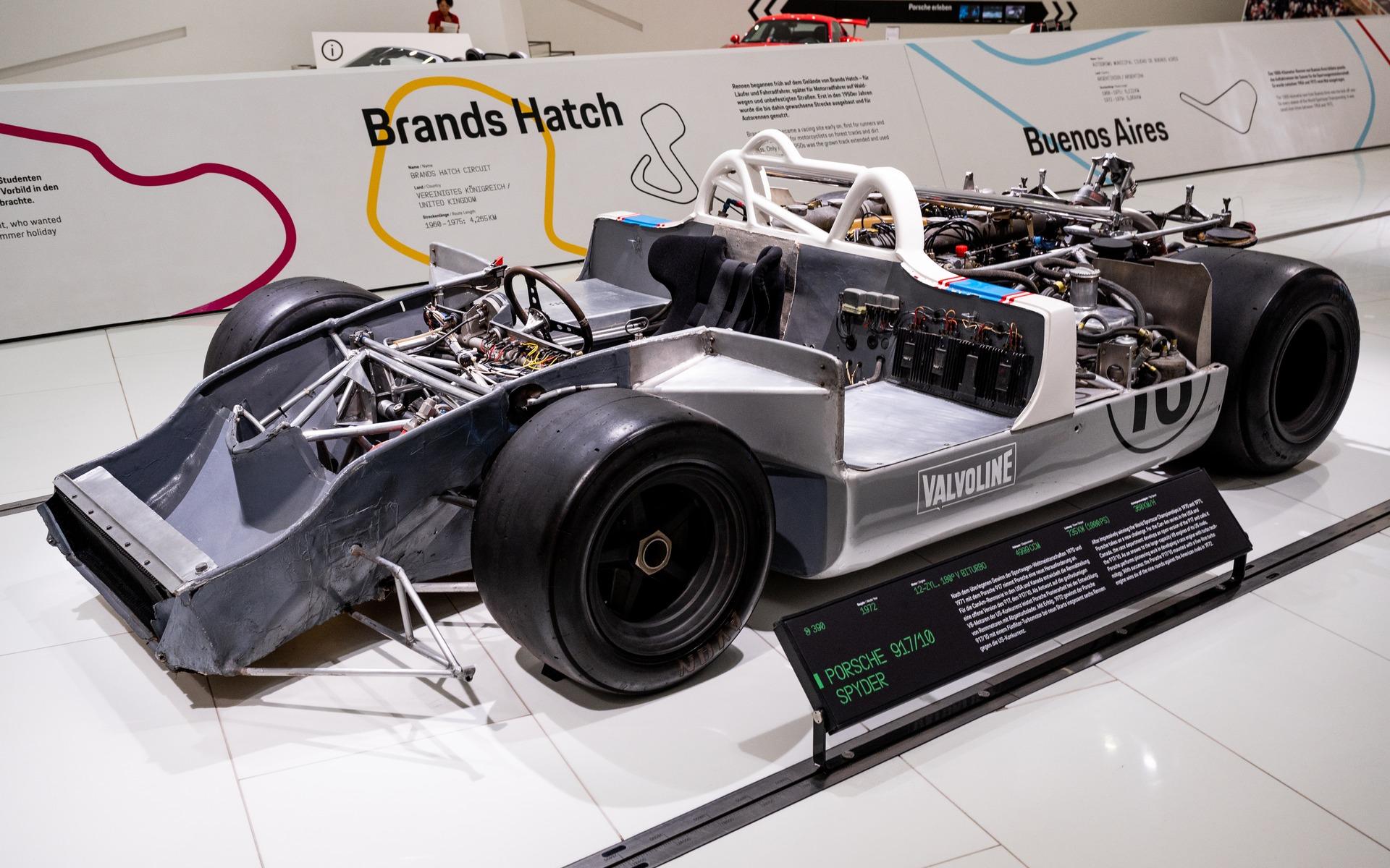 <p>Porsche 917/10 Spyder 1972</p>