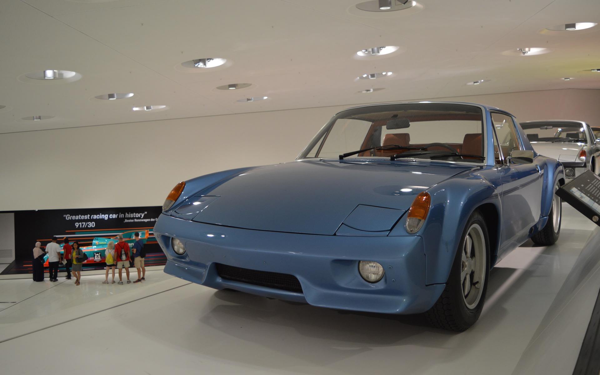 <p>Porsche 914</p>