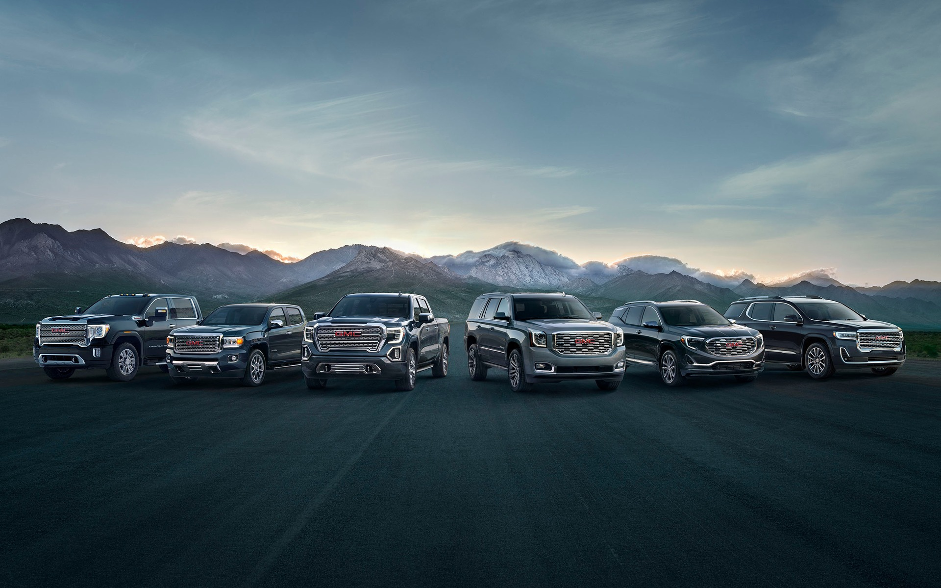 2020 GMC Acadia Adds AT4 Trim, Turbo Engine >> Gmc Announces 2020 Changes And At4 Sub Brand Expansion The Car Guide
