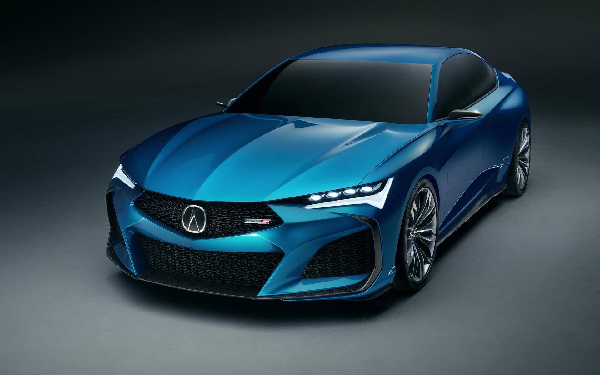 Acura Type S Concept Previews Two New Performance Models The Car