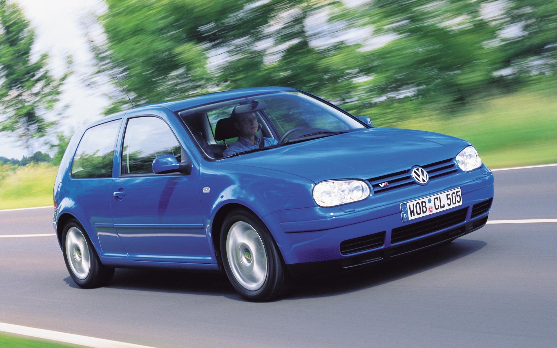 Volkswagen Golf : l'avenir de Volkswagen… depuis 45 ans! 387805_Volkswagen_Golf