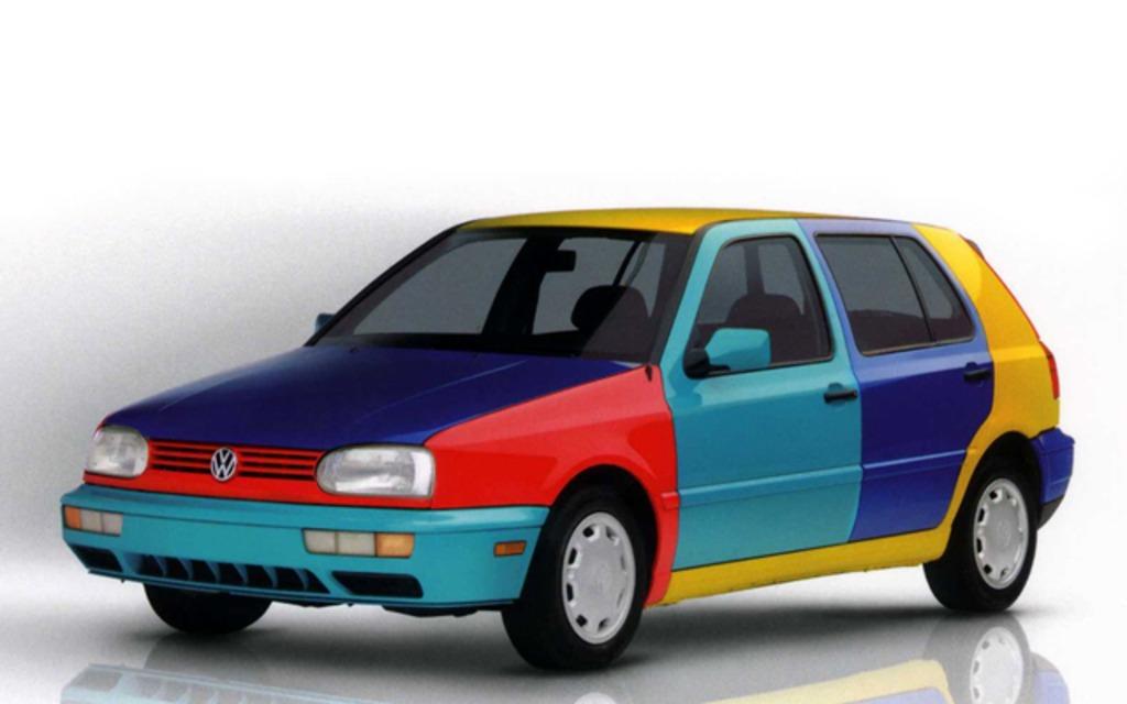 Volkswagen Golf : l'avenir de Volkswagen… depuis 45 ans! 387820_Volkswagen_Golf